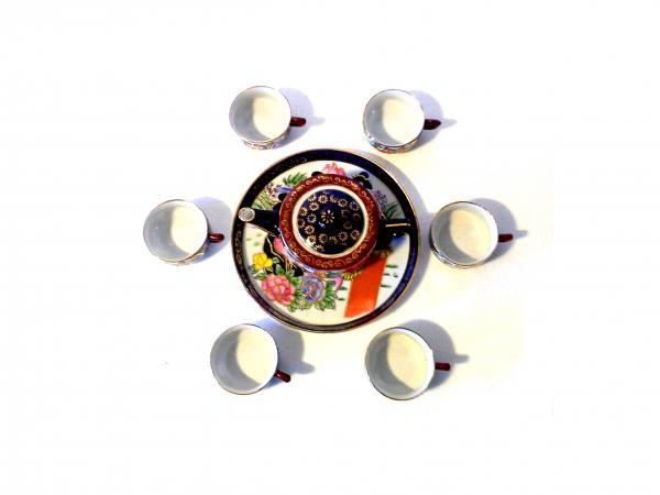 9 db-os mini teás készlet