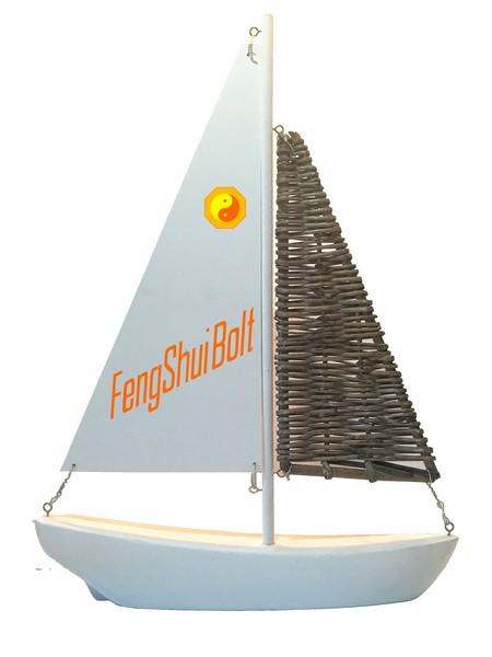 Tipp: a vitorlán, vagy a hajó oldalán helyezd el céged logóját...