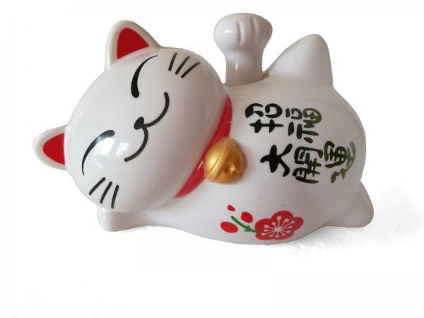 Integető macska N-06-01